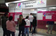 Oficinas del Registro Civil deben tener a la vista tarifas de todos sus servicios