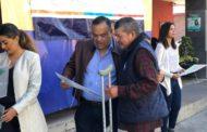 Alcalde de Ecuandureo entregó visas a Palomas Mensajeras