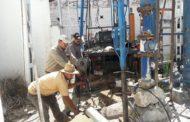 Garantizan servicio de agua potable en Ex Hacienda