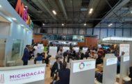 Cautiva Michoacán en Feria Internacional de Turismo 2020