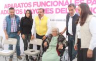 Gobierno estatal compromete para Ixtlán aparatos funcionales gratuitos y cirugías para su población