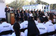 Van Gobierno de Michoacán y FGE por fortalecimiento institucional contra la impunidad