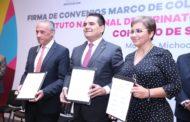 Michoacán, de los estados con el sistema de salud más ordenados del país: Gobernador