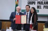 Toño García encabeza trabajos sobre Reforma del Estado y Derechos Sociales en plenaria de diputados y senadores del PRD