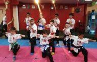 Directivos deportivos de Wushu se proponen posicionar atletas jaconenses