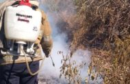 Pide PC-Jacona a productores vigilancia estrecha del fuego en terrenos agrícolas