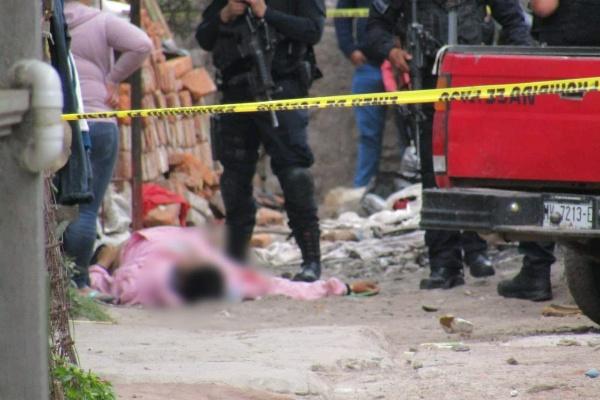 Matan a un jovencito en la colonia Revolución de Zamora