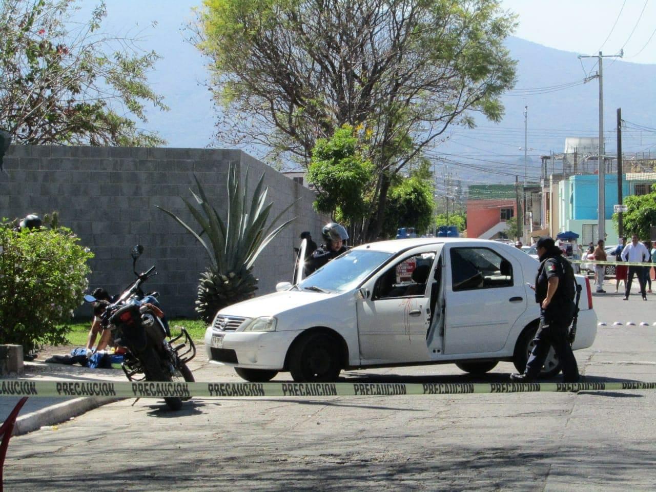 En un hospital muere el pequeño Luis, niño que fue baleado con su padre en Zamora