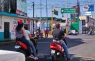 Reforzarán medidas para regular ocupación de motocicletas