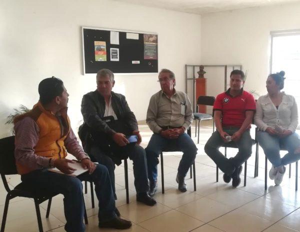 Elijen representantes jaconenses del Sistema Producto Zarzamora