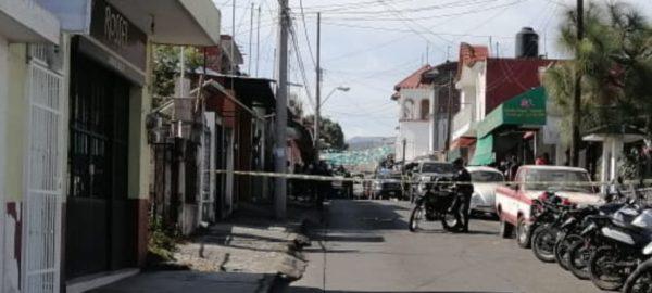 Presidente del PRD de Puruándiro es baleado en presunto intento de robo