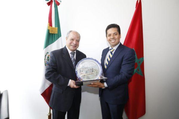 Toño García acerca a Michoacán y Marruecos