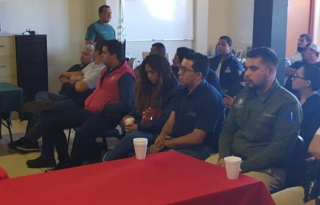 Trabajan en acciones de prevención para temporada de incendios en Tangancícuaro