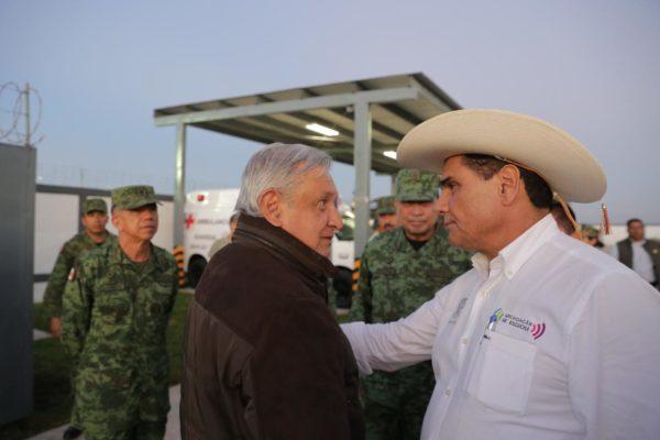 Michoacán, primer estado en poner en marcha las instalaciones de GN