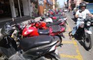 Alrededor de 80 mil motos circulan en región Zamora