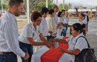 Auxiliares de Salud, trabajan por el bienestar de la población: SSM