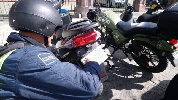 Gran número de conductores de motos logra recuperar sus unidades del corralón