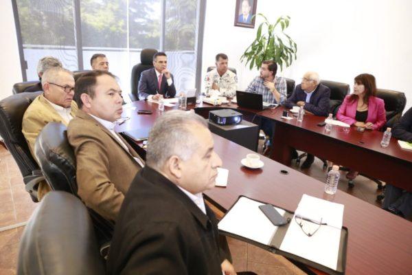Instala Silvano Aureoles Comité Técnico de Manejo del Fuego