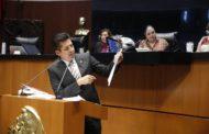 Toño García presenta iniciativa para coordinación en tratamiento de aguas