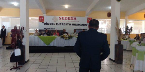 Abatir inseguridad, principal reto que enfrenta Ejército mexicano