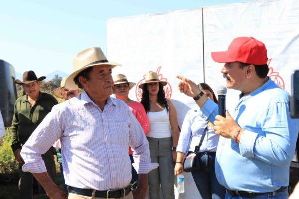 Gobierno Municipal escucha a concesionarios del agua