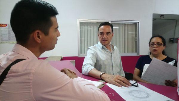 Designan a Carlos Soto como nuevo Oficial del Registro Civil de Zamora