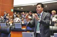 Toño García propone homologar protocolo de seguridad en escuelas