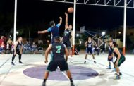 Nuestras selecciones de básquetbol Jacona enfrentan a Titanes de Acachuén