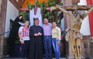 Viacrucis viviente de Tangamandapio, de los más representativos en Michoacán