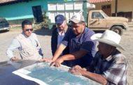 Delimitan predio en preparación declaratoria de área natural protegida en Patamban