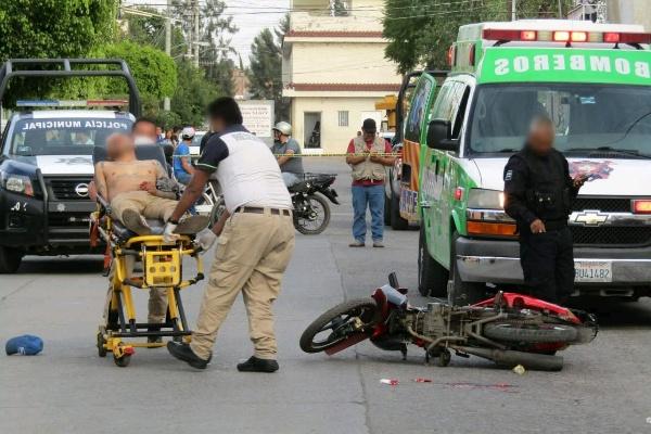Entre la vida y la muerte se debate empleado Aseo Público tras ser baleado