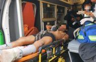 Hombre queda herido en ataque a balazos