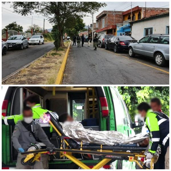 Zamorano sobrevive a un atentado a balazos