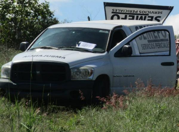 Desconocido es ejecutado a balazos en zona cerril de Jacona