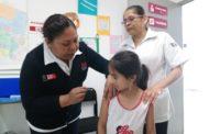 Aún hay renuencia en vacunarse contra la influenza AH1N1 y VPH