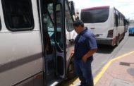 Balizamiento de paradas dará pie para educar a usuarios de transporte