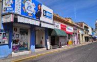 Reglamentan uniformidad de fachadas para comercio en zona centro