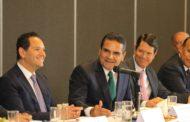 Apuntalar la Plataforma Logística LC-Manzanillo, el reto: Silvano Aureoles
