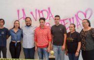 Respaldan talento artístico juvenil en Tangancícuaro