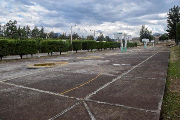 Estará cerrada Unidad Deportiva Lázaro Cárdenas Batel en Tangancícuaro