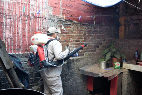 Exhorta SSM a mantener limpios los hogares durante la contingencia de COVID-19