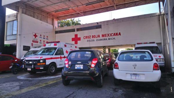 Cruz Roja no dará atención a pacientes sospechosos de COVID 19