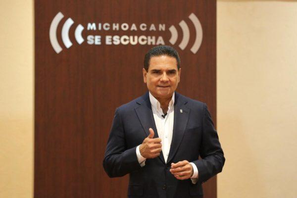 Urge Silvano Aureoles a decretar en México medidas financieras