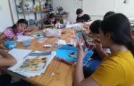 Invitan a  niños y jóvenes seguir en contacto con arte y cultura desde el hogar
