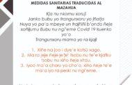 Refuerza SEE mensajes de prevención ante COVID-19 a la población indígena