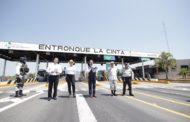 Supervisa Gobernador sellamiento de fronteras, por coronavirus