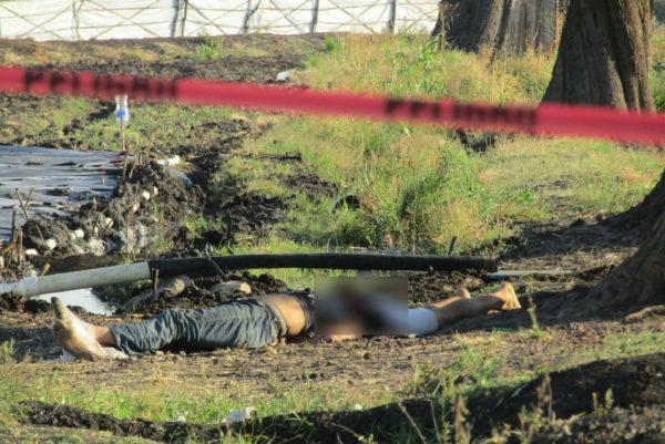 Hallan otros dos ejecutados en Zamora; estaban degollados y baleados