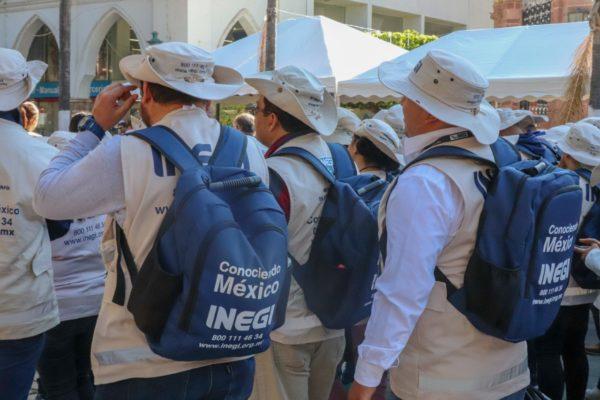 Postergan hasta nuevo aviso el censo del INEGI en hogares