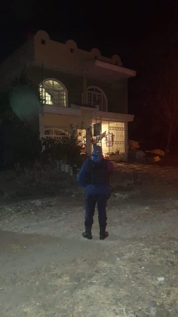 Pistoleros irrumpen en vivienda y asesinan a morador