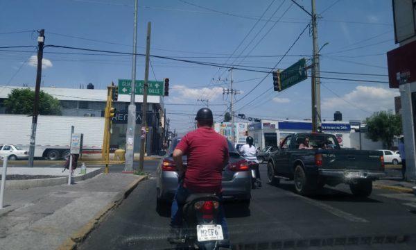 Ordenarán circulación en accesos a la ciudad con balizamiento